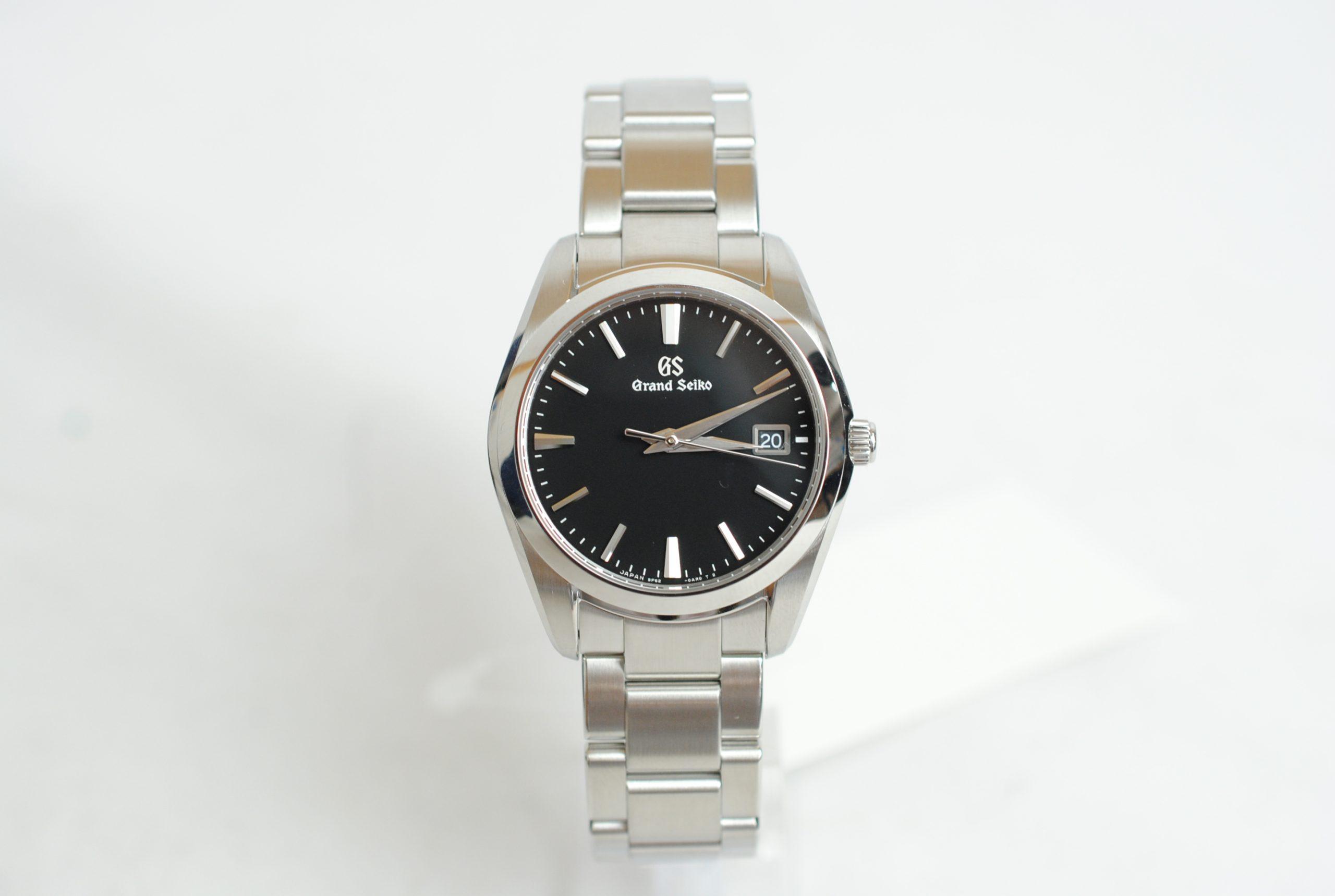 グランドセイコーの時計